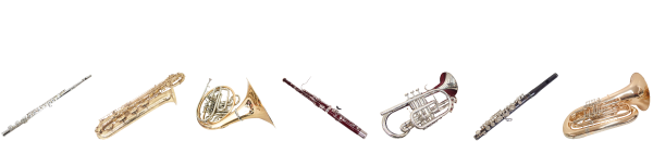 管楽器の買取実績